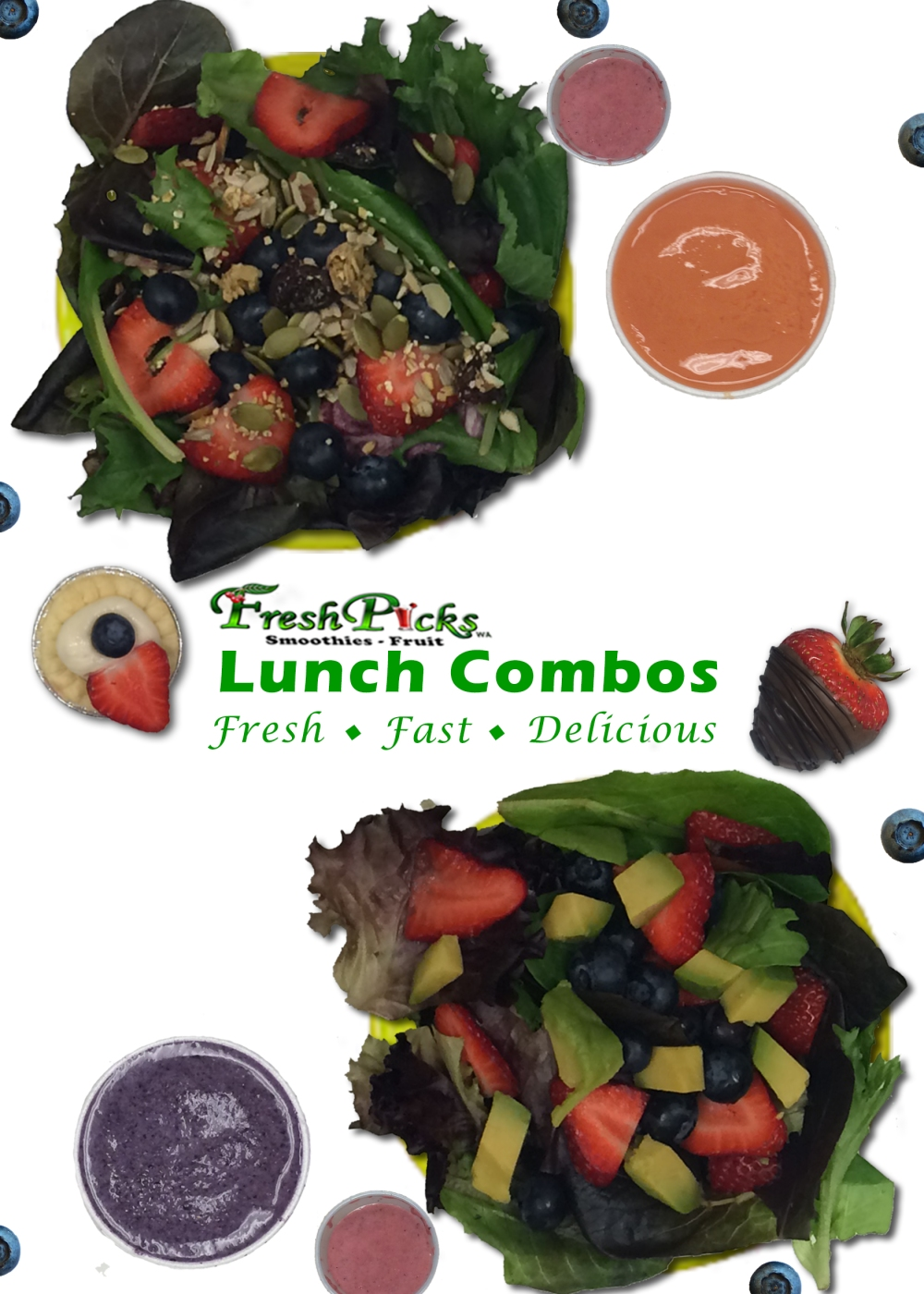 lunch combo promo